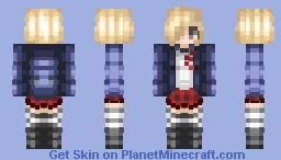 v kawaii Koume 4 Heca O: Minecraft Skin