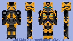 Bumblebee (Transformers: Age of Extinction) Minecraft Skin