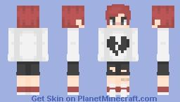 artificial love Minecraft Skin
