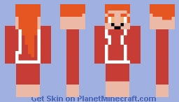 asuna Minecraft Skin