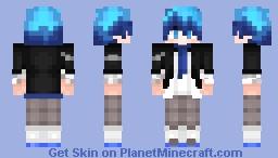 Yamada-Kun/School Boy Minecraft