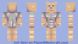 "Winnie ""The Rock"" bear Minecraft Skin"