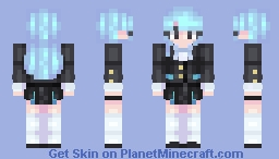 Sonozaki Minecraft Skin