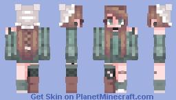ok 🐻 Minecraft Skin