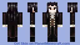 Vampire Noble Minecraft Skin