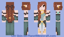 [LOTC] Wayward Serenity Minecraft Skin
