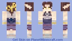 Female Elven Merchant [SPG] Minecraft Skin