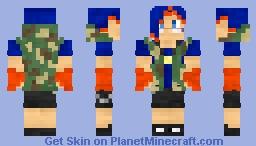 Gatorceri (Request) Minecraft Skin