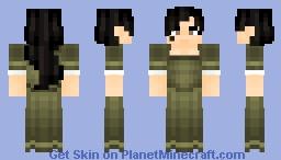 Handmaiden Minecraft Skin