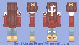 Vampire fail✟ Minecraft Skin