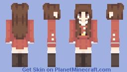 🔔   skin trade w/ melra Minecraft Skin
