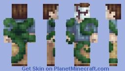 Stress Minecraft Skin