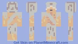 Dessert Ranger -PBL S15 Wk1- Minecraft Skin
