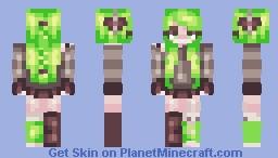 skin trade w/ walk Minecraft Skin