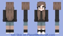 seven Minecraft Skin