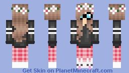 Bunny Shoesss ~ Minecraft Skin