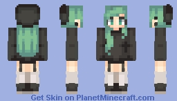 ⌊uℵašoα⌊ ~ So Simple. ~ 5 DIFFERENT COLORS! Minecraft Skin