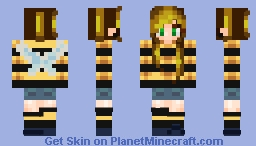 lets fly away Minecraft Skin