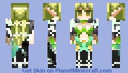 Rena - Night Watcher Minecraft Skin