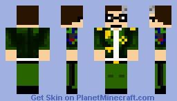 2012Commander (Me!) Minecraft Skin