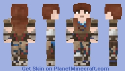 Aloy   Horizon: Zero Dawn Minecraft