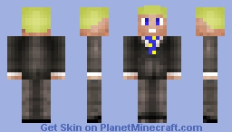 Barney Stinson (Ducky Tie) - How I Met Your Mother Minecraft