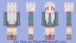 🛧𝐦𝐢𝐧𝐠𝐲𝐮🛧 color palette + new shading?? Minecraft Skin