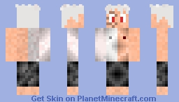 Obito 4ta guerra ninja [my skin private] Minecraft Skin