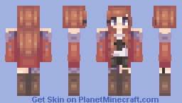 A skin trade I never posted Minecraft Skin