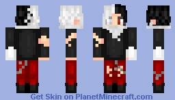Inspired By Exo Minecraft Skin