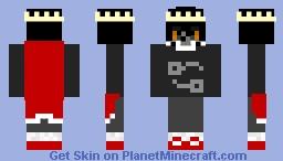 Request from vantas! Minecraft Skin