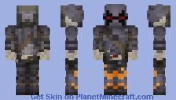 Skin Request: AmberWangDC Minecraft Skin