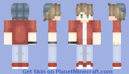 Guy (Steve Model) Minecraft Skin