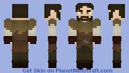 Ranger Minecraft Skin
