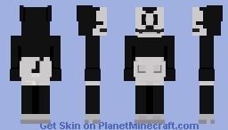 Mickey Mouse Minecraft Skin