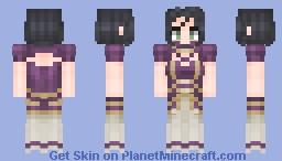 Imbra | LoTC [Commission] Minecraft Skin