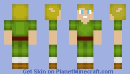 Oh wow, another Link skin. Minecraft Skin