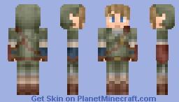 Link - Legend of Zelda Twilight Princess Minecraft