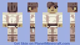 Luke Skywalker(s) Minecraft