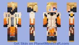 Mercy Minecraft Skin