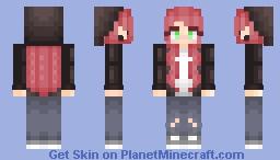 ~Girl beanie~ (OLD) Minecraft Skin