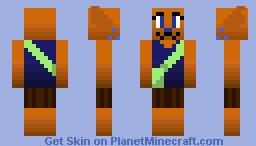 Muffiwolf Minecraft Skin