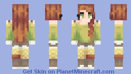 Father's day Minecraft Skin