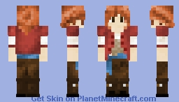 [Requested] - Human Girl Minecraft Skin