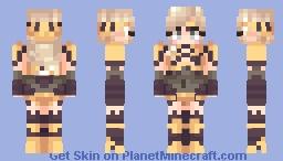 Ophelia Dusk - Fire Emblem Fates; Conquest Minecraft