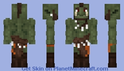Macho Orc Grrrr - Jazzily's Request Minecraft