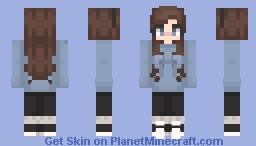 eight Minecraft Skin
