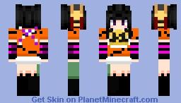 Rhajat (Basara)- Fire Emblem Fates (Birthright, Revelation) Minecraft Skin