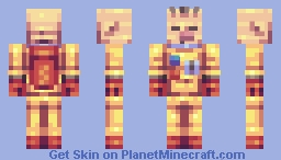 Captain Olimar Minecraft