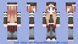 Aurora Minecraft Skin